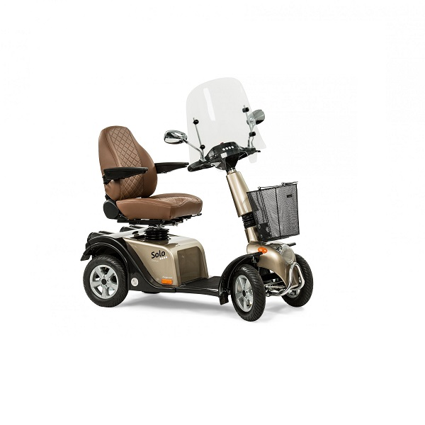 Scootmobiel Carpo special edition
